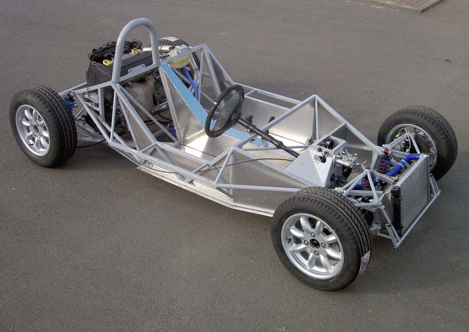 Midsummer Mid Engined Madness Tim S Car Pages